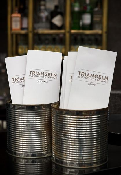 Scandic Triangeln Coctail Menu