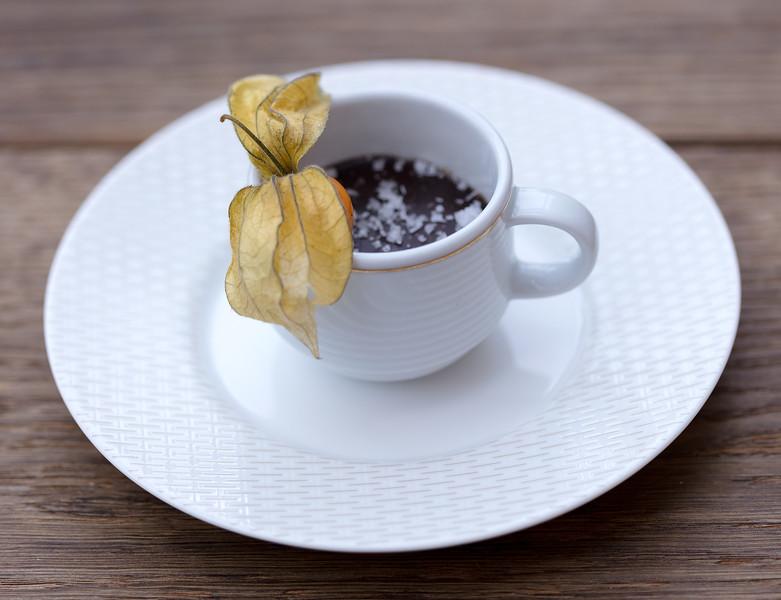 Scandic Triangeln Choklad-kaffe mousse