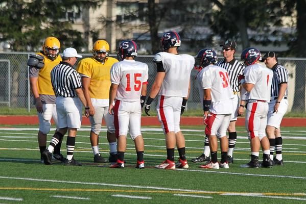 2012 WM Varsity Football