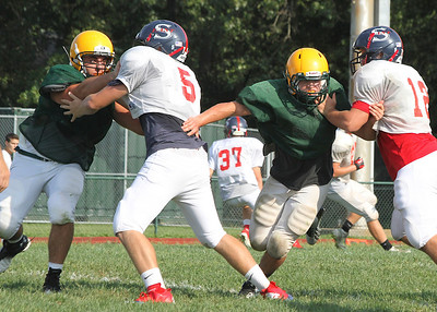 Smithtown East Scrimmage