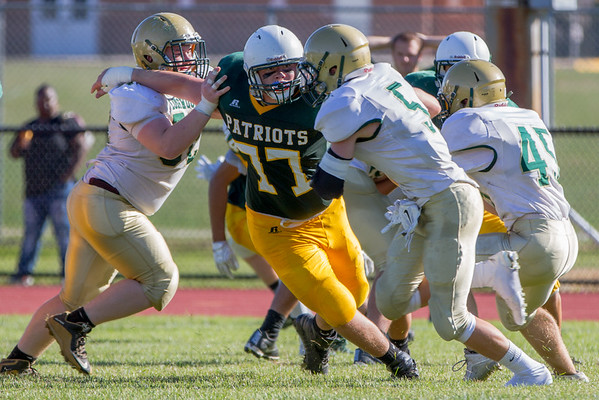 2016 Ward Melville JV Football