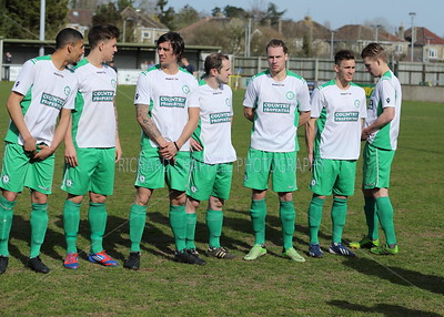 CHIPPENHAM TOWN V BIGGLESWADE TOWN MATCH PICTURES 29th March 2014