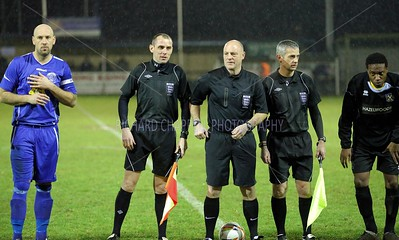 CHIPPENHAM TOWM V ARLESEY TOWN MATCH PICTURES 14th Jan 2014