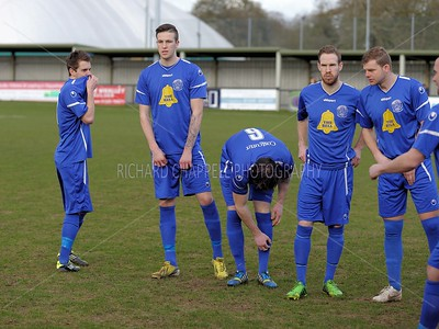 CHIPPENHAM TOWN v BASHLEY MATCH PICTURES (Home) 22nd Feb 2014