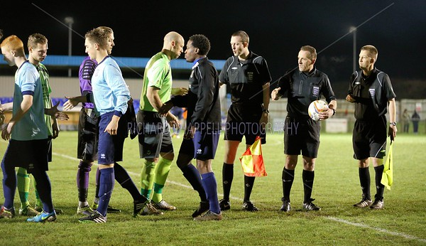 CHIPPENHAM TOWN V ARLESEY TOWN MATCH PICTURES 4th March 2014