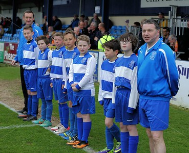CHIPPENHAM TOWN V BANBURY UNITED MATCH PICTURES 12th April 2014