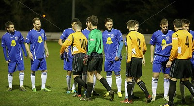 CHIPPENHAM TOWN V BASHLEY MATCH PICTURES 11th Feb 2014