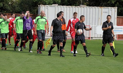 CHIPPENHHAM TOWN 5 - 0 FROME TOWN 26th August 2013
