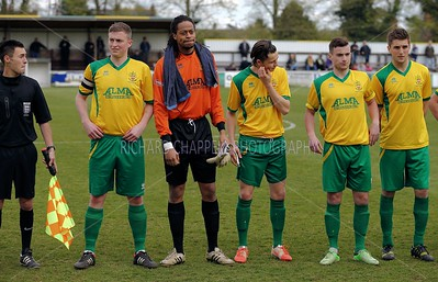 CHIPPENHAM TOWN V HITCHIN TOWN MATCH PICTURES 19th April 2014