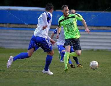 CHIPPENHAM TOWN V HUNGERFORD TOWN AWAY 17th April 2014