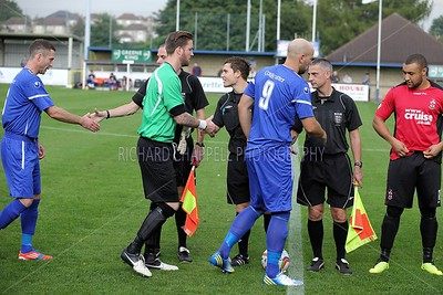 CHIPPENHAM TOWN V REDDITCH MATCH PICTURES 28th Oct 2013
