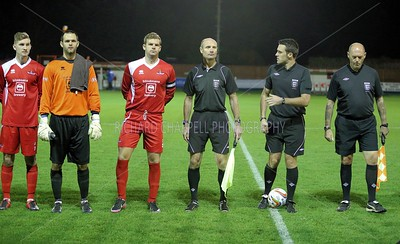 CHIPPENHAM TOWN V FROME TOWN RED INSURE CUP MATCH PICTURES 16th Oct 2013