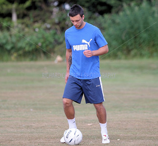 Chippenham Town Football Club Pre-Season training