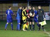 CHIPPENHAM PARK V CHEDDAR FC 18TH Jan 2014