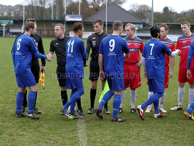 CHIPPENHAM PARK V CRIBS MATCH PICTURES 21st Dec 2013