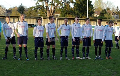 CHIPPENHAM UNDER 18'S V PEWSEY VALE MATCH PICTURES 14th April 2014