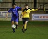 CHIPPENHAM  UNDER 18's V MELKSHAM 6th March 2014