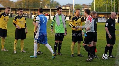 WILTSHIRE FA - SENIOR CUP 23rd April 2014