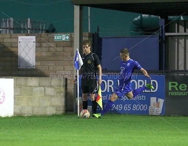 Chippenham Town V Bournemouth The FA Youth Cup 23rd Sep 2013