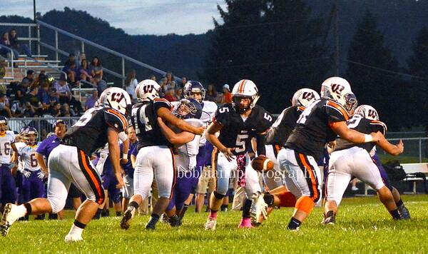 West vs Valley Varsity Football