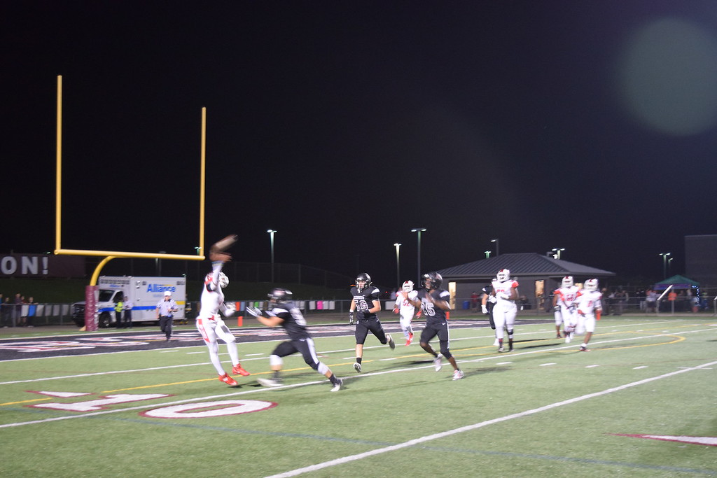 . Walled Lake Northern topped Southfield Bradford, 7-6, in non-conference action on Thursday night. (Photo by Paula Pasche)