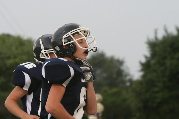 MCHS Freshmen vs. Bowling Green 9-3-09