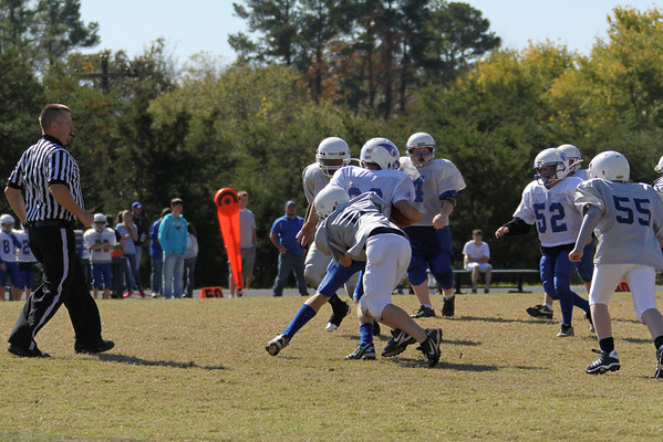 Little League Football 10-22-11
