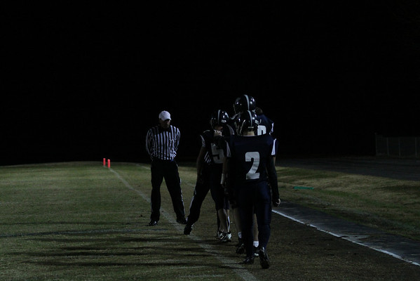 MCHS vs. Trigg Co. 11-4-11