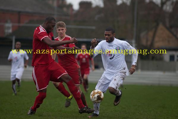 022 ESL: WADHAM LODGE 1-3 ILFORD FC