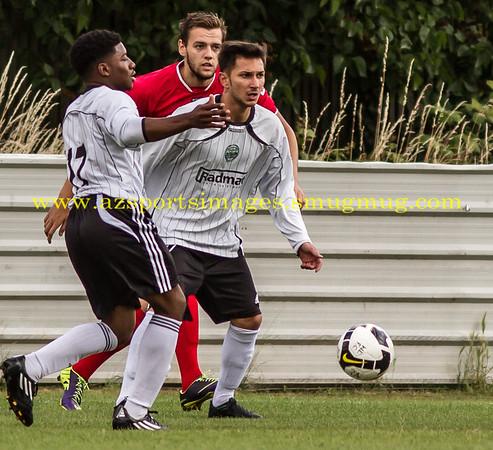 043 WADHAM LODGE FC 3-5  FC BROXBOURE BORO