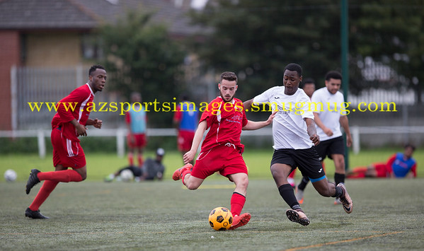 007A Pre-Season WADHAM LODGE 1-1 RYAN FC