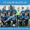 FC CALNE BLACK U9