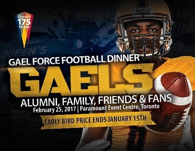 2017 Gael Force Dinner