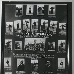 Queen's Football - Pre-1998