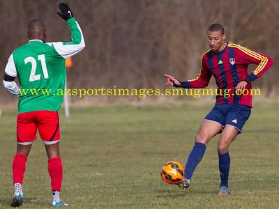 INTER LEAGUE CHAMPIONS CUP SEMI FINAL