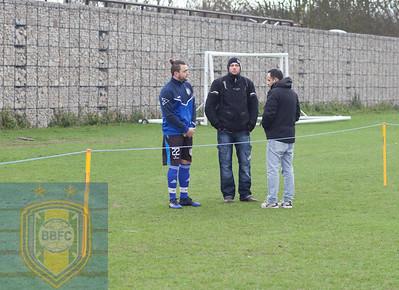 Brizilian Boys 5 Stepeny FC 1. Albert Daniel Senior Cup Final. Hackney and Leyton League. 26.02.2017 Hackney Marshes