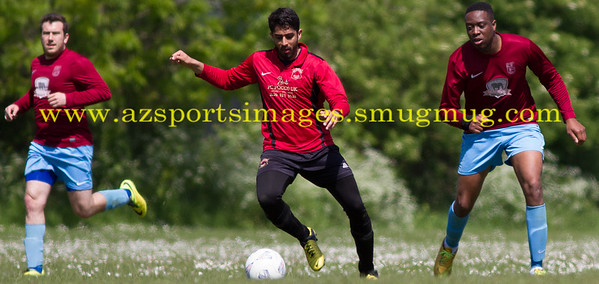 048 MANOR HOUSE FC  2-1  WALTHAMSTOW RED STAR