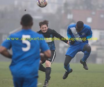 Ridgeway Rovers 0-1 Alliance United