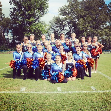 VG EAGLES CHEER AND DANCE SQUAD