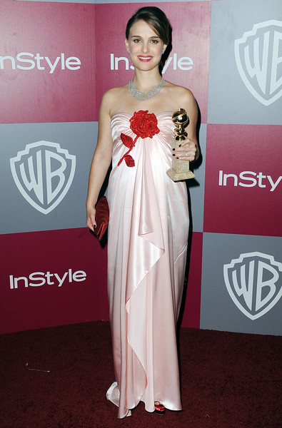 12th Annual Warner Brothers and InStyle Golden Globe After Party