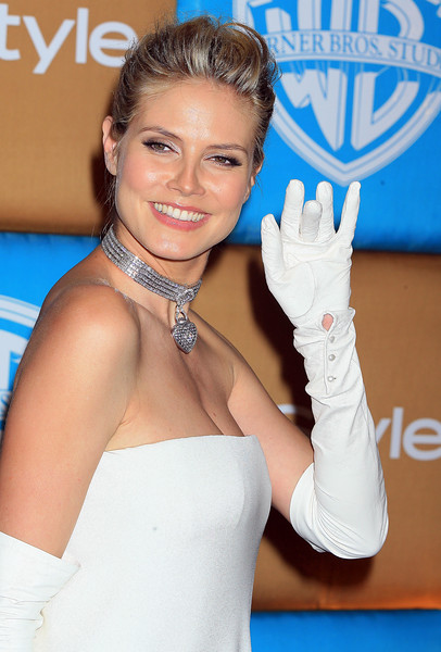 USA - 64th Annual Golden Globe Awards - In Style/Warner Bros.  After Party