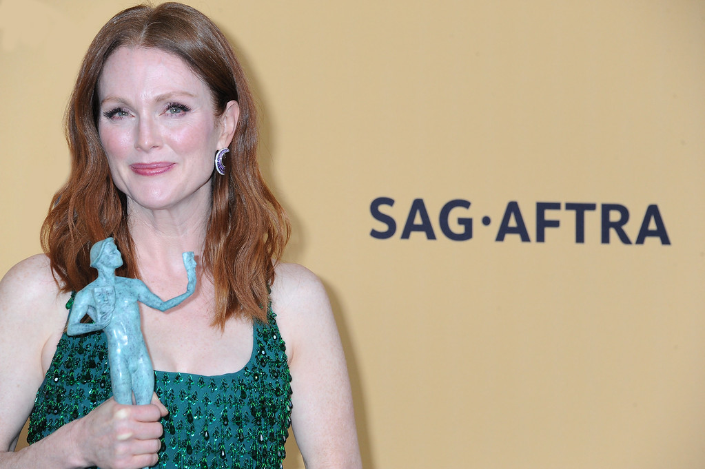 USA -  20th Annual Screen Actors Guild Awards - Press Room