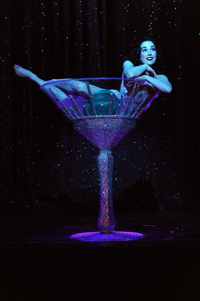 """Burlesque: Strip Strip Hooray!"" Starring Dita Von Teese - Day 2"