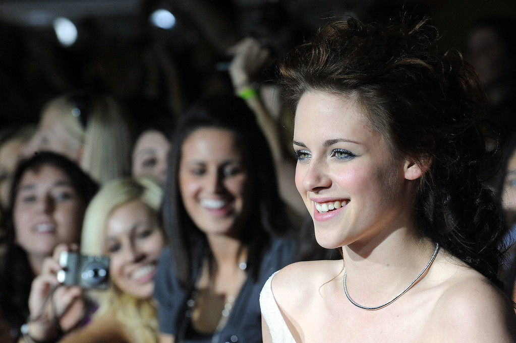 The Premiere of Summit Entertainment's 'Twilight'