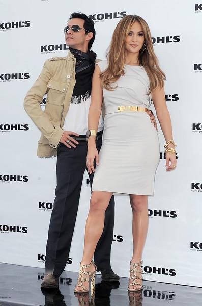 Jennifer Lopez and Marc Anthony Press Conference
