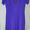 $10 purple dress Large 12/14 White Stag