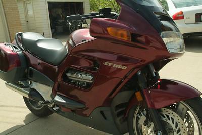 2000 Honda ST1100