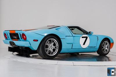 FORD GT 06 Gulf Edition 7