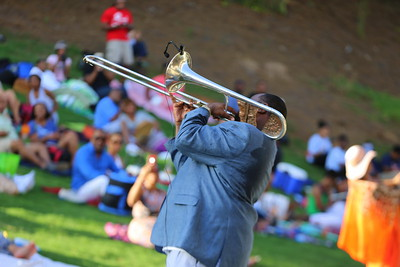 Wade Ford Summer Jazz Concert/MaliMusic  - 2015