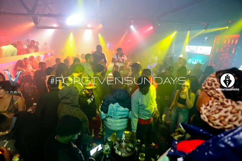 #FORGIVENSUNDAYS @ VODS LOUNGE  1-13-19